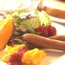 バイキング朝食 《洋食例》
