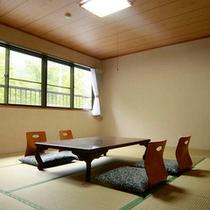 本館和室10畳のイメージ