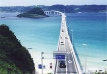 【観光スポット】 角島大橋