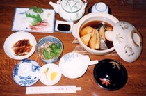 お食事例3