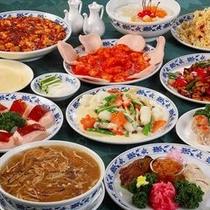 重慶飯店別館料理イメージ