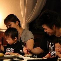 ■家族食事2