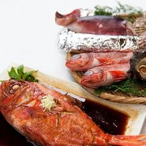 金目鯛姿煮プラン
