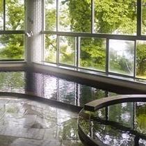 こんなにいい温泉が千葉にはあったの!?と驚かれます。チョコレート色の美肌の湯。