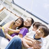 亀山温泉ホテルで家族みんなの素敵な思い出を!