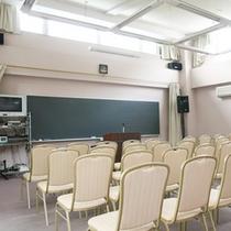 *【ターミナル棟】会議室一例/企業研修、スポーツミーティングに最適。