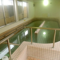 *【大浴場】当館の大浴場では数種類の浴槽があり、歩行浴もお愉しみいただけます。