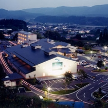 *【全景】日本一星空がきれいな町にございます♪霧島連山もご覧いただける、自然に囲まれた施設です。