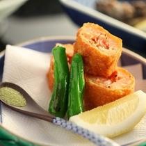 ■【懐石料理一品】揚げ物