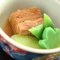 ■【懐石料理一品】炊き合わせ