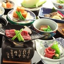 ■【スタンダード懐石】味も量も大満足の懐石料理です。