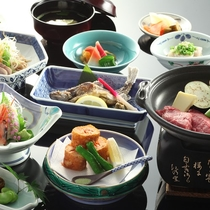 ■【特別プランお料理一例】お得な特別プランのお料理です。