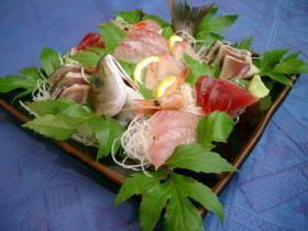 新鮮お刺身に舌鼓【海の幸味わいプラン】オーナーシェフが作るコースディナー+新鮮お刺身盛り合わせ付き