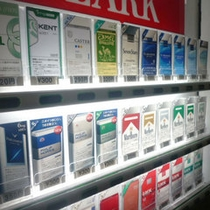 ■タバコ自販機■1Fにございます。タスポも常備していますのでご安心下さい。