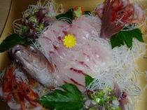 オゴ鯛のお刺身