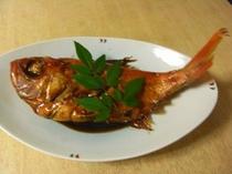 金目鯛の姿煮(2名様)