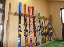レンタルスキー一例