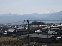 富士山を望む②