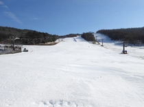 白樺高原国際スキー場 ゲレンデ1