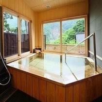 貸切風呂「水芭蕉」