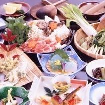 山野草料理