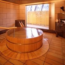 貸切風呂「瞑想の湯」