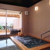 ◆貸切風呂 『潮騒』〜露天と内風呂