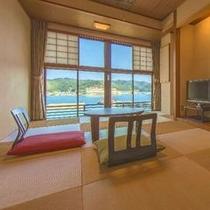 ◆3階客室(椿の間)〜琉球畳でゆったり
