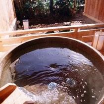 ◆貸切風呂〜露天イメージ