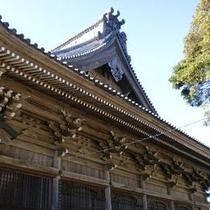 ◆誕生寺(車で5分)