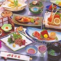 ◆房州海の幸満載!漁師風磯懐石※夕食一例
