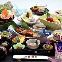 ◆房州の海の幸満載のお料理※夕食一例