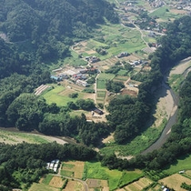 【秩父ふるさと村】緑に囲まれた自然豊かな場所です