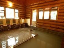 ログハウス大浴場②