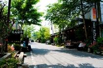【観光】阿蘇神社門前町