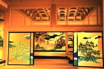 【観光】熊本城本丸御殿昭君の間
