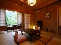 匠 こだわりの和風造りの部屋(8畳)
