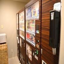■『自販機』 『電子レンジ』 『製氷機』2階にご用意しております。