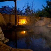 大浴場露天風呂(天空の湯)