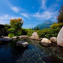 大浴場露天風呂(望岳の湯)