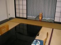 和室 25~50平米のお部屋をご用意できます。