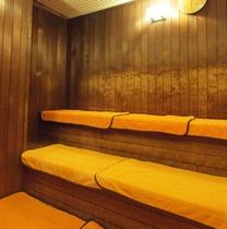 1階大浴場 サウナ