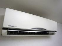 ◆エアコン◆ 各室に個別エアコンを設置致しておりますので、温度調整もご自由にして頂けます♪