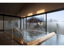 女性大浴場「雅の湯」内湯