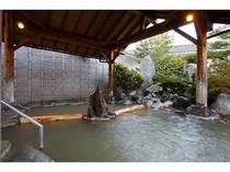 女性大浴場「雅の湯」露天風呂