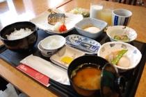 ブロッサムホテルの朝食(和食)