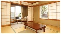 ★和室8畳広縁付 バス・トイレ・冷蔵庫付