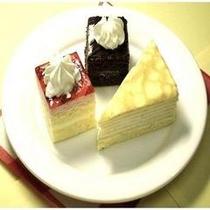 ◆プチケーキプレゼント☆
