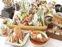料理長おまかせプラン・夕食