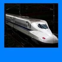 *新幹線(イメージ)*
